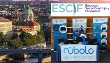 Nubolo en el Congreso ESCIF 2018 Praga